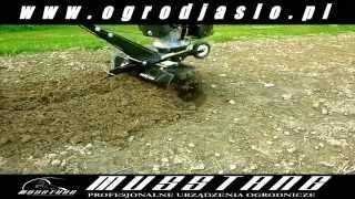 Glebogryzarka Musstang 14 Maszyna w pracy jl 26 37 59