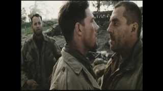 """Tanyer says: """"Captain Miller, the US Army does not fight for democracy anymore."""""""