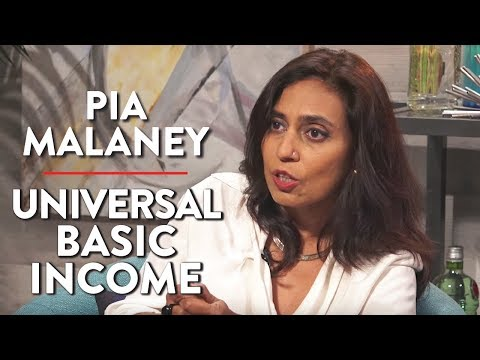Universal Basic Income and the Role of Economics in Politics (Pia Malaney Pt. 2)