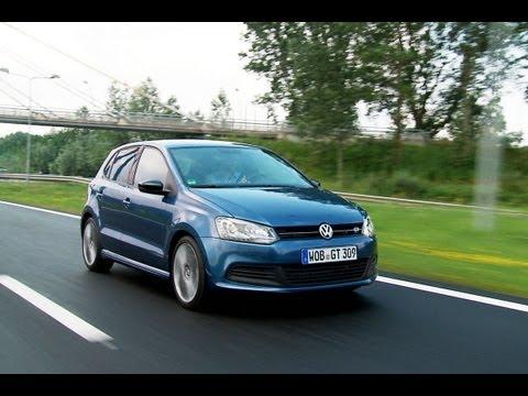 Volkswagen Polo BlueGT roadtest
