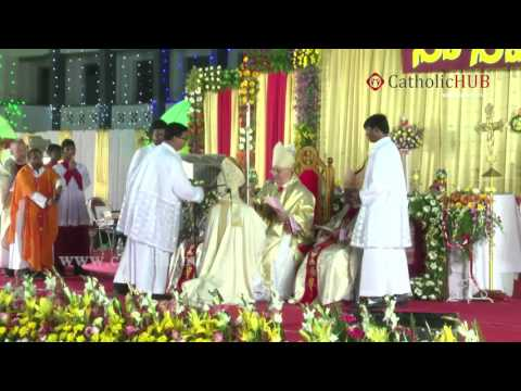 Episcopal Ordination&Solemn Installation of Most.Rev.T.Joseph Raja Rao,S.M.M(Bishop of Vijayawada)P2