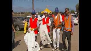 Australia Cleanup Day 4 March 2012 ABC NEWS