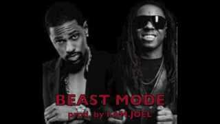 Download Lil Wayne x Big Sean x Audio Push type beat  [Beast Mode] - prod. by I.AM.JOEL MP3 song and Music Video