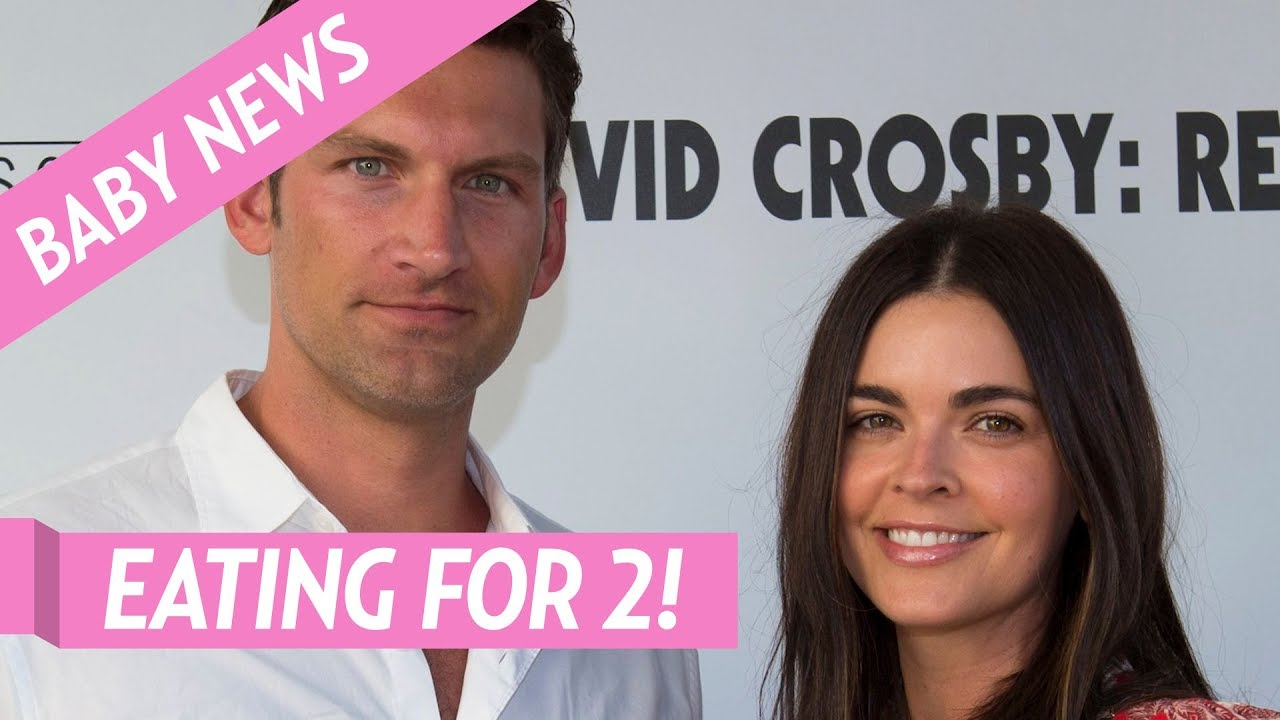 Pregnant Katie Lee Debuts Bare Baby Bump Following Infertility Struggles Youtube