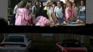 DRIVE IN Movie GREASE