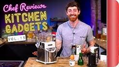 A Chef Reviews Kitchen Gadgets Vol.15