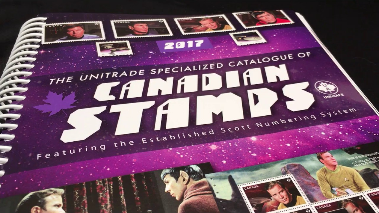 Review of New 2017 Unitrade Specialized Catalogue of ...