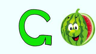 Learn colors with letters for kids and toddlers