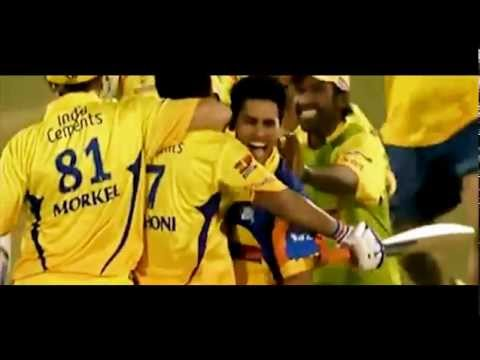 Chennai Super Kings - Yellow Battalion Travel Video