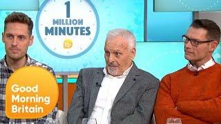 Good Morning Britain's 1 Million Minutes Campaign to Combat Loneliness | Good Morning Britain