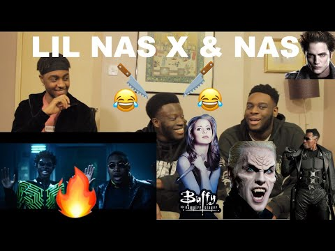 Lil Nas X - Rodeo (ft. Nas) [Official Video] (REACTION)