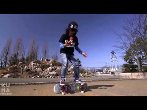 Невероятные Трюки На Скейте От 12 летнего Мальчика