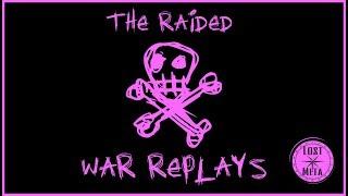 Clash of Clans - 9v9 10v10 10v11 - The Raided vs Dutch force