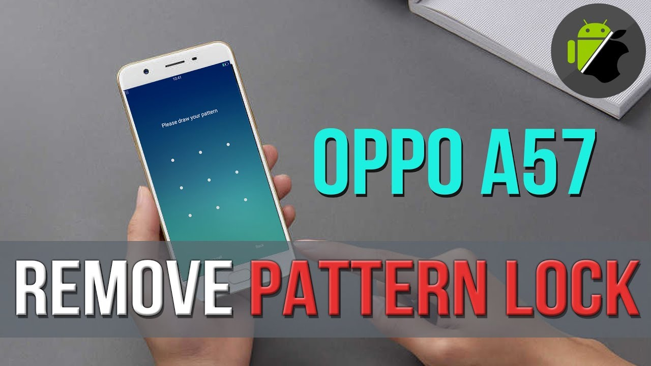 Free - How to crack MsmDownloadTool & Remove pattern OPPO A57