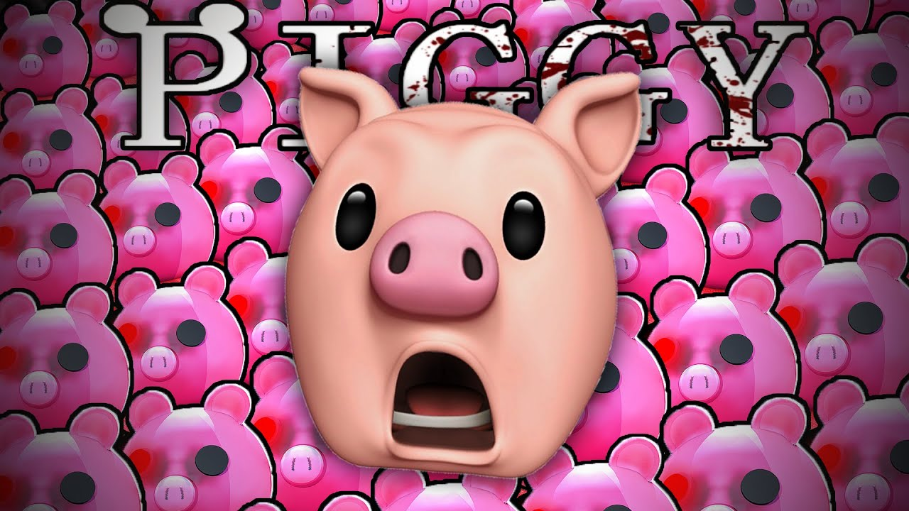 Roblox Piggy But With 100 Players Youtube