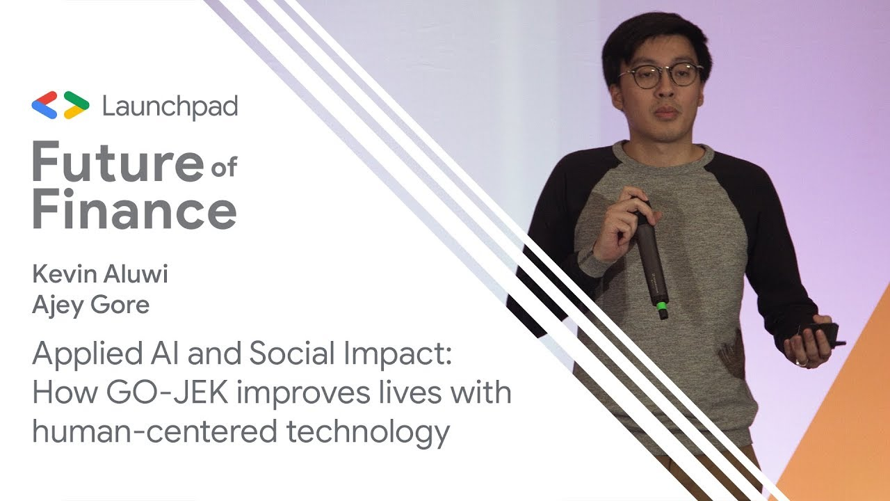 Applied AI and Social Impact with Kevin Aluwi (Future of Finance Summit '19)