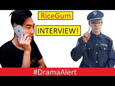 RiceGum INTERVIEW! - Content Cop! #DramaAlert iDubbbz (Diss Tracks) Post Malone! Content Deputy