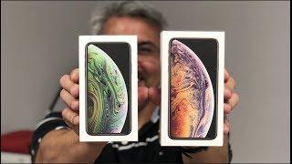 iPhone XS Max & iPhone XS Primeras impresiones - Regreso a pantalla grande