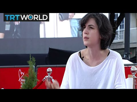 Interview with Anna Urushadze at Sarajevo Film Festival