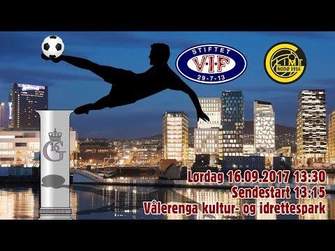 NM G16: Vålerenga - Bodø/Glimt