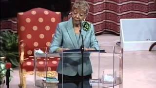 Rev. Evelyn Boyd 03/09/11 www.cutemple.org