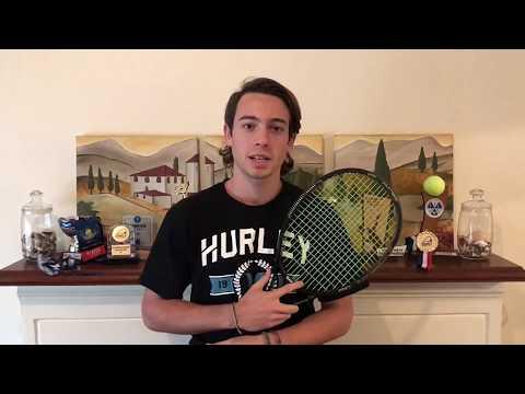 Fermin Blando  Fall 2019 Tennis  Argentina