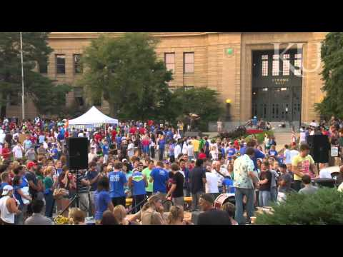 University of Kansas: Virtual tour of Jayhawk Boulevard