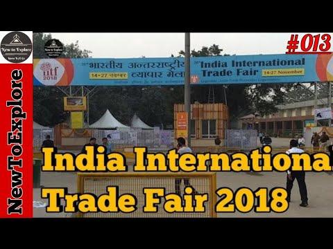 2019 IITF India International Trade Fair, New Delhi - World Exhibitions