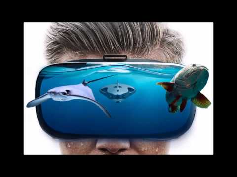 Power Vision VR fishing underwater drone