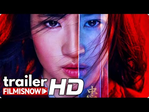 "MULAN ""Powerful"" TV Trailer (2020) Disney Live Action Movie"