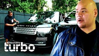 Películas y aros nuevos en el Land Rover de Fat Joe | Autos únicos con Will Castro | Discovery Turbo