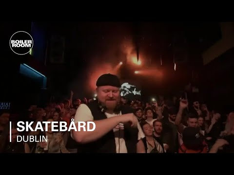 Skatebård | Boiler Room x AVA: Dublin