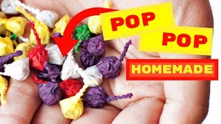 How to Make POP POP BOMB Using Matchbox | Diwali Crackers