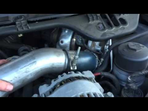 Ford 60 litre power stroke low boost pressure resolved - YouTube