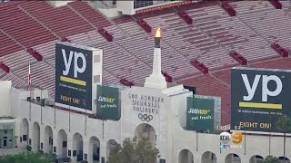 Hosting Olympics Is A Risk LA Is Willing To Take