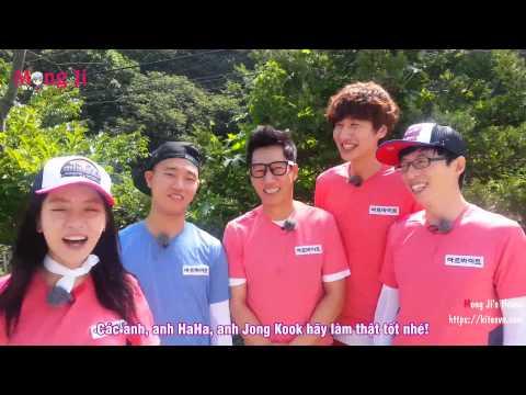 [MongJi'sHouse][Vietsub]Các thành viên RM ủng hộ tour diễn Haha &Jong Kook
