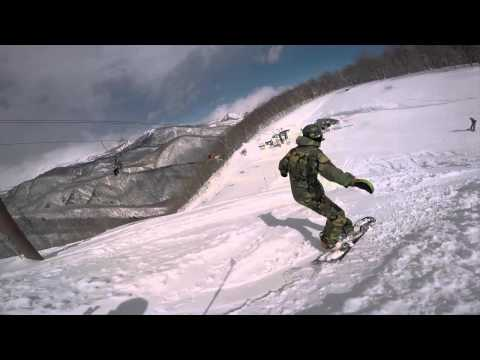 TUMSAT Ski 白馬岩岳