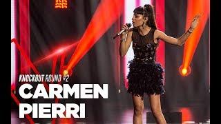 "Carmen Pierri ""Se piovesse il tuo nome"" - Knockout - Round 2 - TVOI 2019"