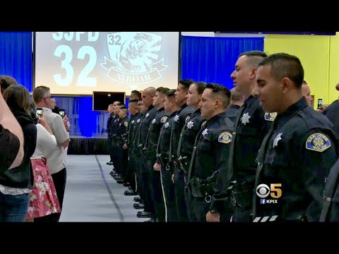 San Jose Police Recruits New Officers from Hawaii