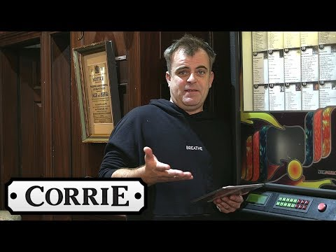 Coronation Street - Simon Gregson's 60 Second Questions
