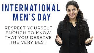 Happy International Men