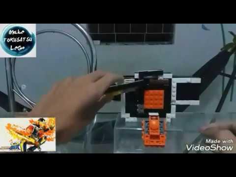 Camera Lego Driver : Lego sengoku driver kamen rider gaim youtube
