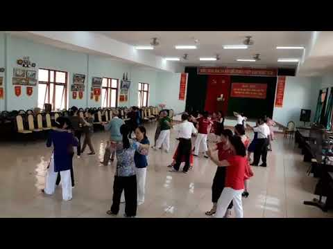 Hướng dẫn vũ điệu Dưỡng sinh – [Hội Thể dục Dưỡng sinh Việt Nam]