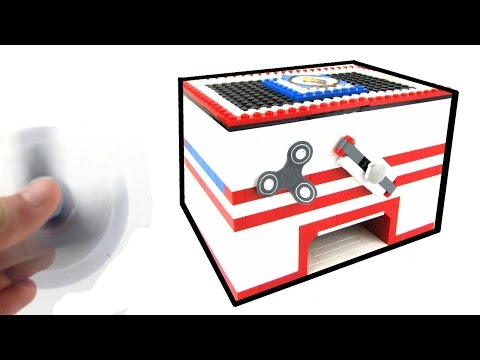 LEGO Fidget Spinner Machine