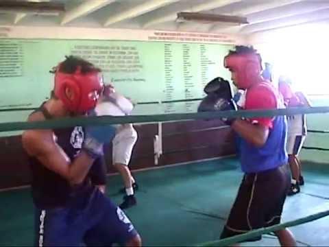 Visita a Academia de Boxe em Cuba 04