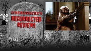 Monkey Shines (1988) Cinemassacre's Monster Madness movie review