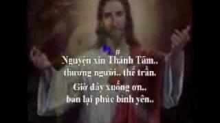 Nguyện Yêu Chúa (karaoke)