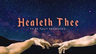 Healing Sermon Series   Fully Persuaded   Ps Yuan Miller   Victory Church Brisbane 02-05-2021