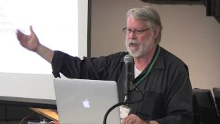 Text By the Bay 2015: Mark Liberman, Keynote Address: Now is the Golden Age of Text Analysis