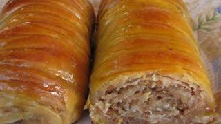 Турецкая пахлава(Пахлава – это одна из знаменитейших сладостей востока – очень сладкая, влажная, до неприличия калорийная,..., 2015-03-01T13:25:34.000Z)